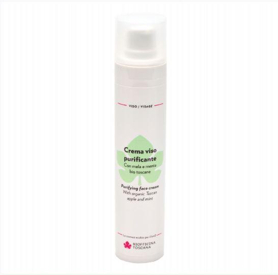 biofficina crema viso purificante