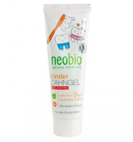 neobio dentifricio baby