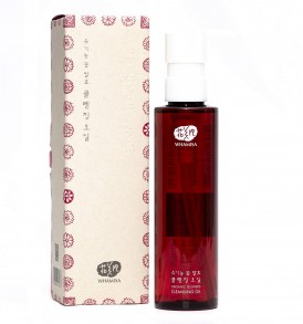 whamisa cleansing oil olio struccante