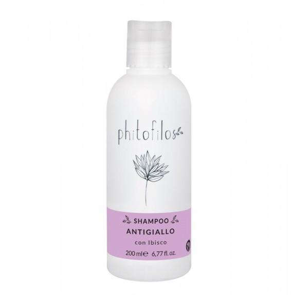 phitofilos shampoo antigiallo