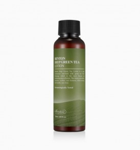 benton green tea lotion