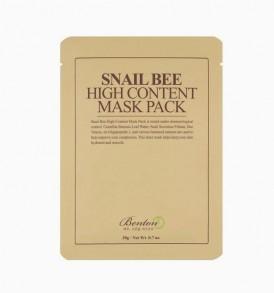 benton snail bee mask