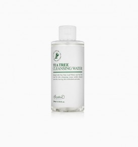 benton tea trea cleansing water