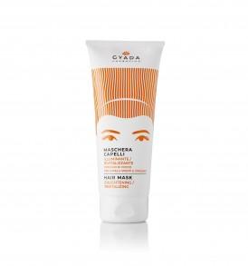 gyada cosmetics maschera capelli illuminante e rivitalizzante