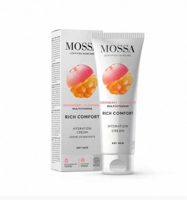 mossa rich comfort hydration cream