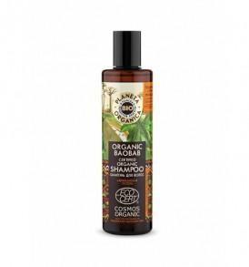 planeta organica shampoo baobab