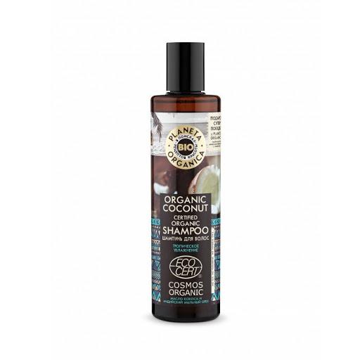 planeta organica shampoo cocco