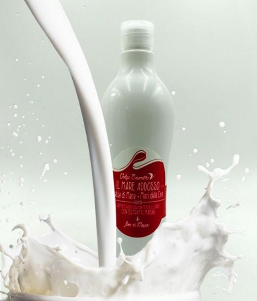 volga cosmetici latte di mare mare della cina