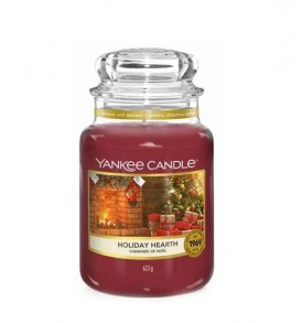 Holiday-Hearth-.giara-grande yankee candle