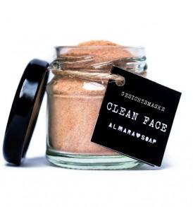 almara soap maschera viso clean face