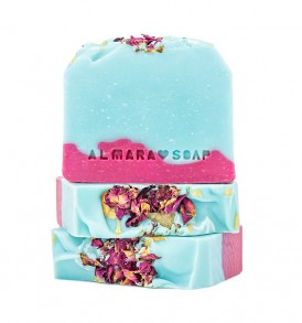 almara soap wild rose