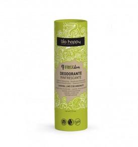 bio happy deodorante solido rinfrescante