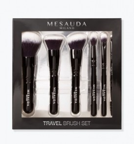 mesauda travel brush set - set pennelli viaggio
