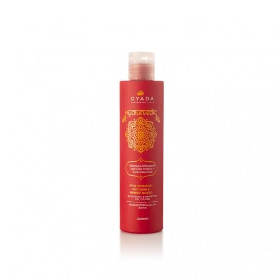 shampoo-red hair