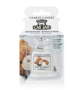 yankee candle car jar ultimate soft blanket