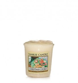 yankee candle christmas cookie samplers