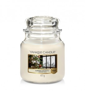 yankee candle giara media surprise snowfall