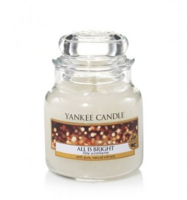 yankee candle giara piccola all is brigh
