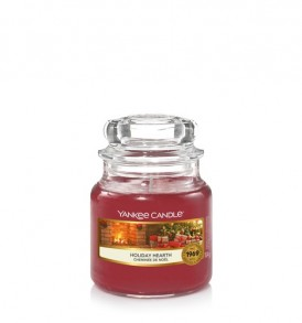 yankee candle giara piccola holiday hearth