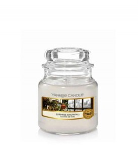 yankee candle giara piccola surprise snowfall