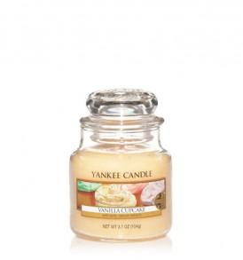 yankee candle giara piccola vanilla cupcake