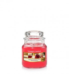 yankee candle giara picola christmas morning punch