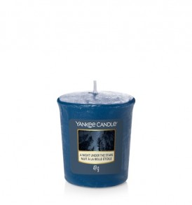 yankee candle samplers a night under the stars