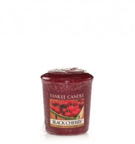 yankee candle samplers balck cherry