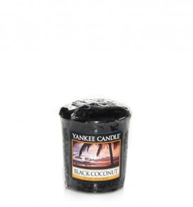 yankee candle samplers black coconut