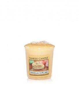 yankee candle samplers vanilla cupcake