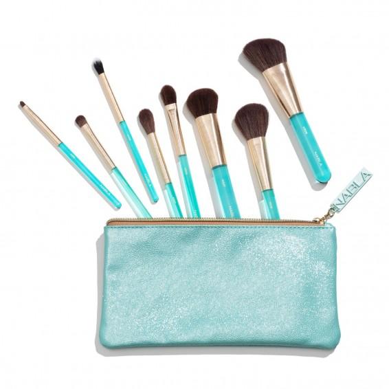 NABLA COSMETICS Aquamarine-brush-set