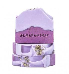 almara soap sapone fancy lavanders field