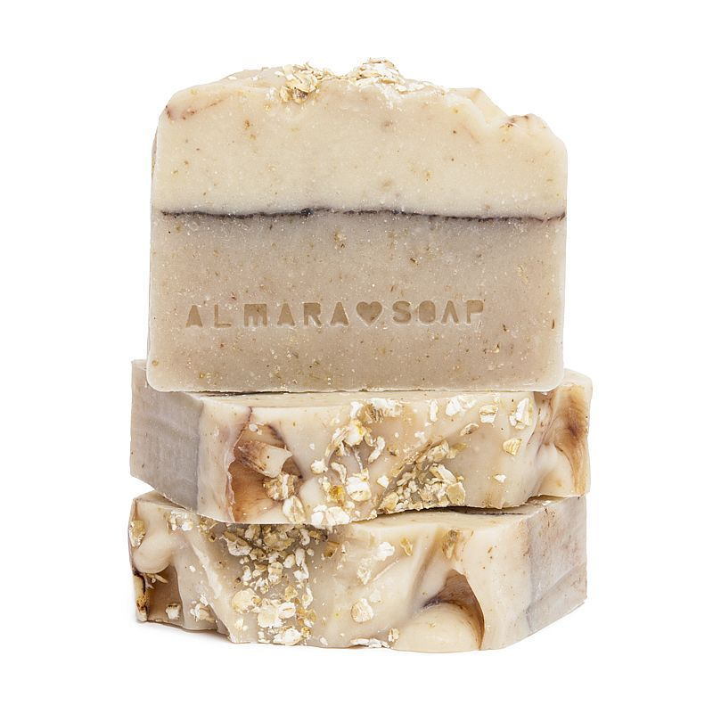 almara soap sapone naturale avena