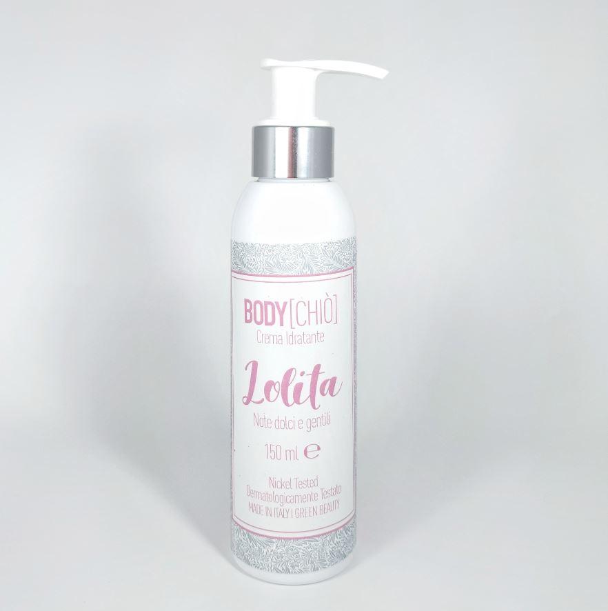 chio bodychio crema corpo idratante lolita
