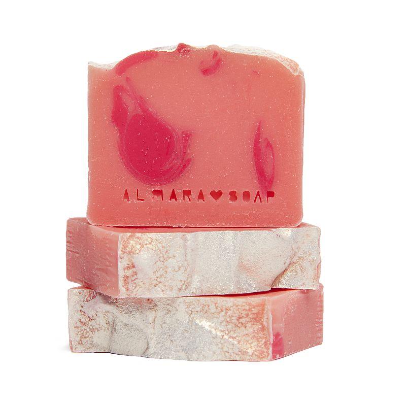 almara soap sapone fancy caprifoglio