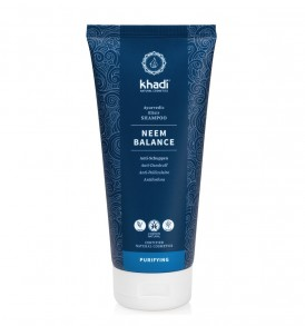 khadi shampoo-elisir-ayurvedico-neem-balance
