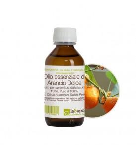 la saponaria olio essenziale arancio dolce 100 ml