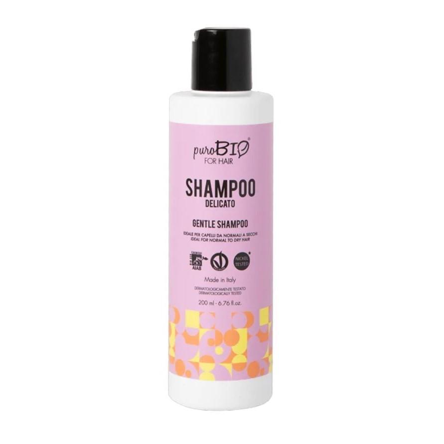 purobio shampoo delicato