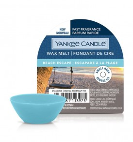 yankee candle cera da fondere beach escape