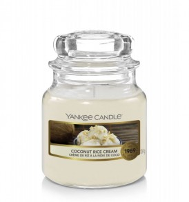 yankee candle coconut rice cream