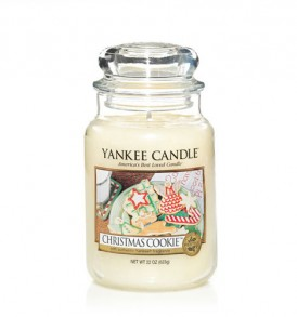 yankee candle giara grande christmas cookie