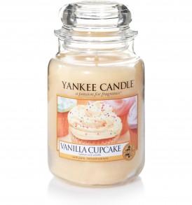 yankee candle vanilla cupcake giara grande