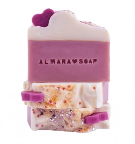 almara soap sapone love