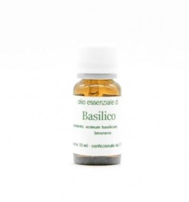 antos olio essenziale basilico