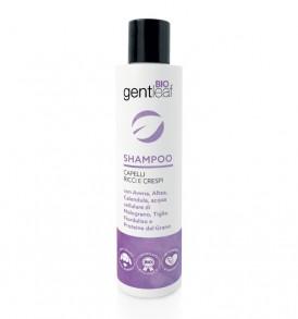 gentleaf shampoo capelli ricci