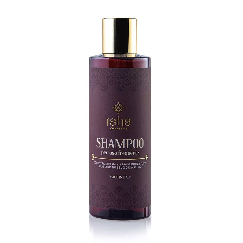 isha shampoo per uso frequente