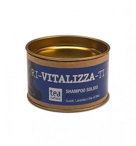 tea natura shampoo solido rivitalizzante