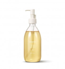 aromatica natural coconut cleansing oil