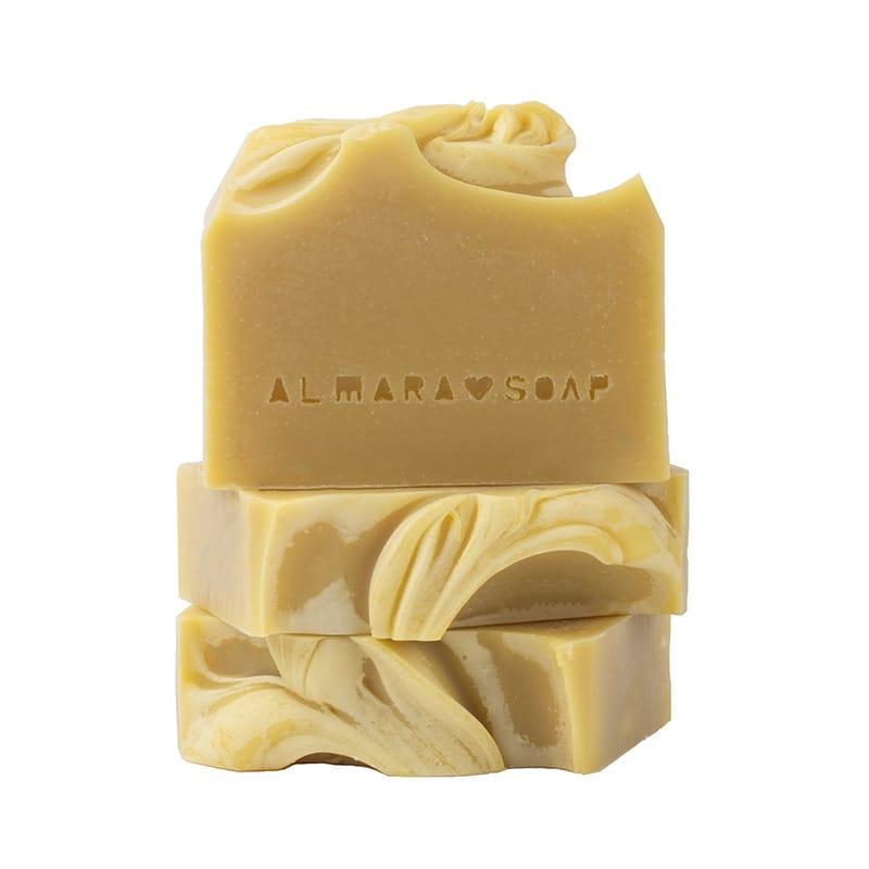 almara soap sapone naturale creamy carrot