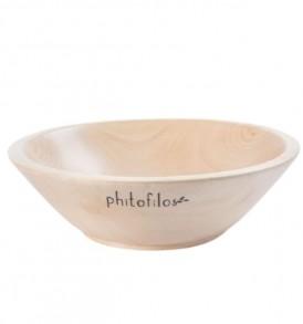 phitofilos ciotola in legno
